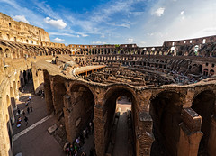 the Colosseum Rome Italy (seanburke96) Tags: ancienthistory italian capitalcities time romanempire italy amphitheatres rome