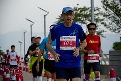 70歲跑手 Peter Tanner
