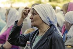50. Patron Saint's day at All Saints Skete / Престольный праздник во Всехсвятском скиту