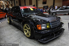 Mercedes-Benz 190E Evolution II (fuelgarden) Tags: mercedes euro evolution malaysia kualalumpur amg carphotography cosworth carculture 190e 1jz automotivephotography maeps artofspeed