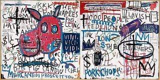 Basquiat_J.M_El hombre de Nápoles_1982B
