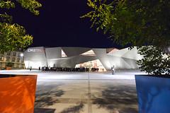 Le cinéma Le Cristal a été inauguré le jeudi 2 juillet 2015