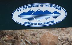 (mestes76) Tags: arizona signs parks morristown usdepartmentoftheinterior bureauofreclamation lakepleasantregionalpark 052715