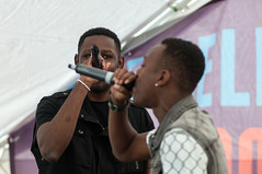 """Tramlines: The Chill Foo Front Hip Hop & RnB stage (Tim Dennell) Tags: music festival sheffield rap tramlines 2015 """"hiphop"""" chillfoofront sheffieldmusiccitystage rnbstage"""""""