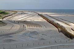 Nieuwe kust bij Petten