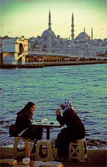istanbul (thomasw.) Tags: street travel analog 35mm turkey europa europe cross istanbul türkei crossed