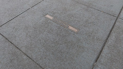 A11297 / bronze poetry underfoot (janeland) Tags: sanfrancisco california bronze concrete grey words poetry december text sidewalk embarcadero 2014 underfoot 94133 noncoloursincolour lastsallday