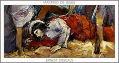JESUS-PINTURAS-MARTIRIO-CRUZ-DETALLES-CUADROS-ARTE-RELIGIOSO-ARTISTA-PINTOR-ERNEST DESCALS (Ernest Descals) Tags: art painting religious israel artwork paint cross jerusalem religion jesus paintings painter detalles mystic pintura pintores cruce pintar cuadros cuadro oleo pasion fragments oleos quadres pintando jesucristo detalls mistica martirio jes crucificado misticos jesucrist pintors pinturasreligiosas pinturasmisticas pintorernestdescals