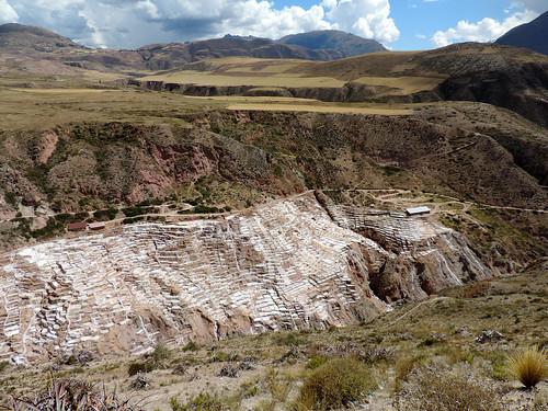Les salines de Maras, Vallée Sacrée (Pérou)