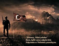 Askerimin ve Polisimin Yanındayım. (Yemek Tarifleri ve Sağlıklı Yaşam Rehberi) Tags: türk asker polis mesaj yanındayım dua message turkish