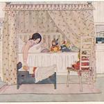 Rie Cramer Lentebloemen 1914 ,ill H