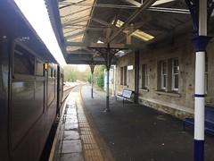 Bere Alston railway station (David Jones) Tags: berealston railway station tamarvalleyline