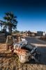 Spare Parts (Alec Lux) Tags: botswana car makgadikgadi abandoned broken empty old parts retro rusty saltpan spare transport