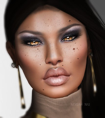 Bento Love (Neveah Niu /The ICONIC Owner) Tags: neveahniu mesh meghindo secondlife photoshop photography head shots mood fashion swag blender catya catwa diva slay