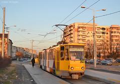 070 - 102 - 18.12.2016 (2) (VictorSZi) Tags: romania ploiesti potsdam tram tramvai tatra tatrat4kd tce winter iarna decembrie december nikon nikond3100