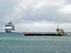 Semuanya meninggalkan Benoa (Everyone Shipwreck Starco (using album)) Tags: kapal kapallaut barge celebritymillennium