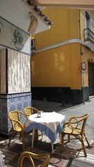Sevilla (marionbothorel) Tags: table terrasse espagne seville sun soleil