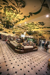 Harrods Food Hall (Patrick Frauchiger) Tags: 2016 britain city department england food global great hall harrods hawk kingdom london sightseeing store suit united upmarket unitedkingdom