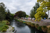 New Flow of the Avon (Jocey K) Tags: newzealand southisland christchurch cbd architecture buildings avon avonriver water river renovation trees clouds sky