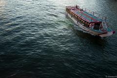 . (_rin_) Tags: japan tokyo asakusa river sumidagawa yakatabune leicaq