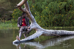 Fishing Kenyan Style (Stuart Jamieson Photography) Tags: africa kenya safari wildlife