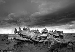 Force of Nature (Bill Bowman) Tags: fantasycanyon uintabasin utah thunderstorm