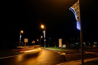 Tournon-sur-Rhône, illuminations 2015
