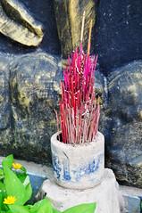 Offering (Roving I) Tags: josssticks offerings bronzecastings entrances gateways temples pagoda religion buddhism beliefs culture hoian vietnam vertical