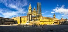 Cathedral Santiago de Compostela!