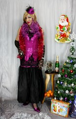 Merry Christmas 2017 (Julia Sweet) Tags: tranny transvestite tv cd crossdress crossdresser crossdressing transgender transexual trans trannyboy sissyboy sissy slut young feminization sex change transvesite queer girlboy cdtv tgirl tgirls uk ts t girlz shemale sheboy gaysissy maid feminine males girlyboy girlyboys sexy boygirl sissyfication feminisation nylons stockings pantyhose high heels stilettos fetish fetisch bizarre kinky doll mini lady