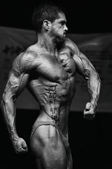 (Matías Brëa) Tags: culturismo blancoynegro atleta