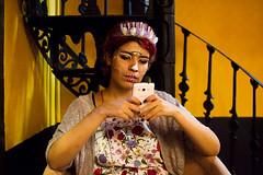 Día de Muertos (SweetlunatiK) Tags: catrina mexico disfraz calaca tlaquepaque