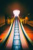 Maybe You Weren't on My Side All Along (Thomas Hawk) Tags: america california franklloydwright marin marinciviccenter marincounty sanrafael usa unitedstates unitedstatesofamerica architecture escalator fav10 fav25 fav50 fav100