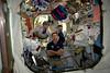 Spacewalk preparation (Thomas Pesquet) Tags: iss space spacewalk shane kimbrough peggy whitson nasa astronauts