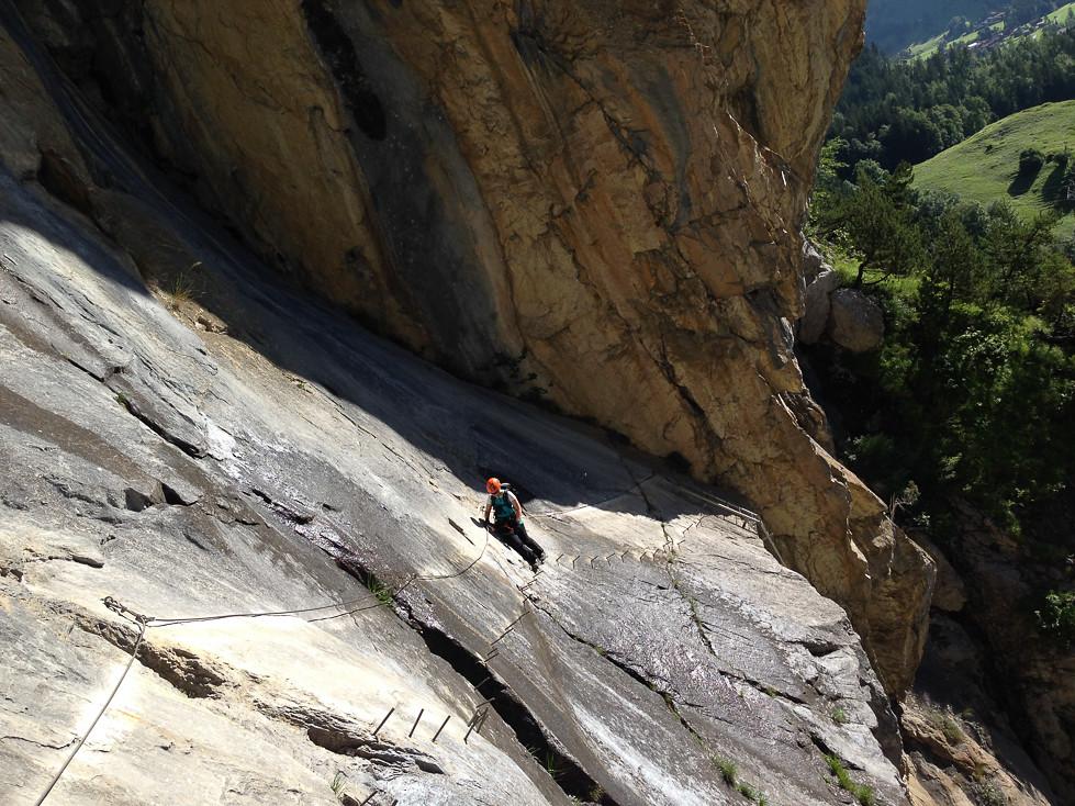Klettersteig Allmenalp : The world s best photos of allmenalp and klettersteig flickr