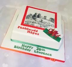 Wales Castle Pic