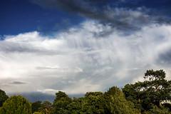 It's gonna be a bright sun shiny day (OR_U) Tags: oru uk england surrey walton sky clouds mammatus weather rain johnnynash 2017