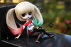 New Toy! (dreamdust2022) Tags: harley quinn cute playful sassy crazy cool fun tricky bratty psycho adorable little middle school girl dal doll