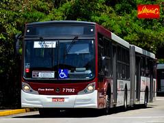 7 7192 Transkuba (busManíaCo) Tags: busmaníaco nikond3100 bus ônibus urbano caio mondego ha mercedesbenz o500ua transkuba