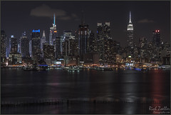 **A ONE NIGHT STAND** (**THAT KID RICH**) Tags: richzoeller zoeller night photography thatkidrich tkr ny nyc newyorkcity empirestatebuilding empire chrysler landscape buildings architecture iconic reedit sky onenightstand canon timessquare newyork manhattan intrepid hm hudson river ups sticks shadows reflections lights city apple longexposure