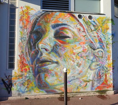 David WALKER (BE'N 59. Street photographer) Tags: streetart vitry davidwalker