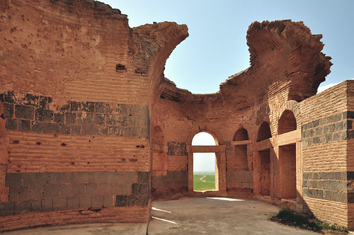 Qasr Ibn Wardan, 6th CE