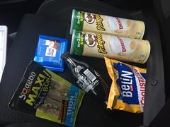 """Lunch"" 16/1 (Atomeyes) Tags: mat mackor tonfisk cocacola choklad snacks chips emmentaler ost"