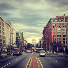 Good morning most gorgeous capital city. #activetransportation #noma #NoMagical @noma.bid