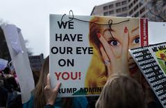 Womens March DC-20170121-TW Meetup _ 20170121 _ KMB_0322 (kevinbarry7) Tags: womensmarch washington dc feminism dump trump protest capital resist mall pence devos love trumps hate
