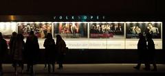 The last performance (No_Mosquito) Tags: performance theatre opera volksoper street life city night lights after dark urban vienna europe wien culture canon powershot g7x mark ii austria art people