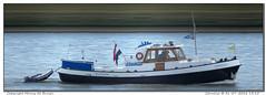 Cornelia (Morthole) Tags: slitscan ship boat schip boot barge binnenvaart schiff rheinschiff cornelia passagiersschip passagiersboot passengersboat passengersship passagierschiff naviresãpassagers
