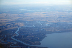 Aerial view of Grizzly Bay, Solano County, California (cocoi_m) Tags: aerialphotograph aerial nature geology geomorphology grizzlybay grizzlyisland montezumaslough solanocounty california potrerohills kirkhill sacramentoriver sacramentovalley joiceislandstategamerefuge sanfranciscobay grizzlyislandwildlifearea