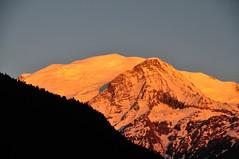 Mont Blanc (OlivierGa) Tags: hautesavoie servoz montblanc