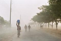 For Livelihood (Sheikh Shahriar Ahmed) Tags: street morning winter light mist man men film misty fog analog milk drum foggy streetlife fujifilm dhaka bangladesh seller livelihood hexanon50mmf17 fujicolorc200 dhakadivision aftabnagar konicaautoreflext3n
